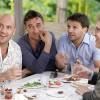 Что обсуждают мужчины, когда рядом нет женщин?