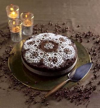Кухня США: рецепт шоколадного пирога с майонезом