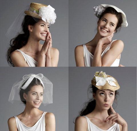 Свадебная мода: стиль ретро 60-х годов.