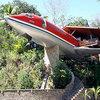 Отель в самолете Boeing 727 - Коста-Рика