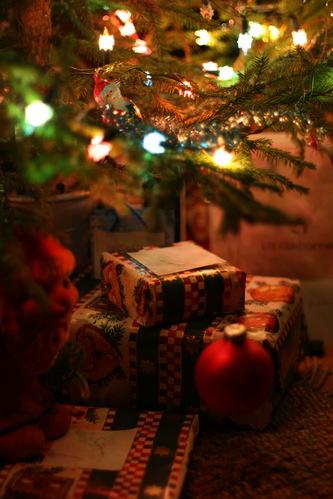Традиции новогодней ёлочки
