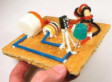 Десерт радиолюбителя