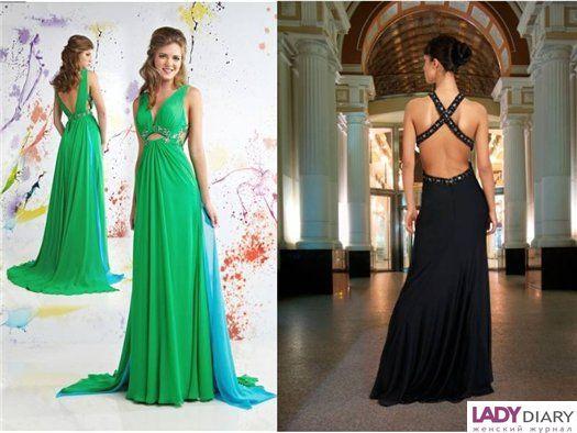Фото низких девушек в длинных платьях