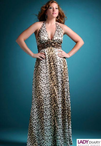платье прямого кроя улучшает или ухудшает фигуру