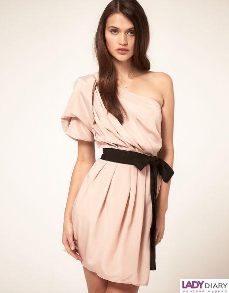 Платья футляр с корсетом