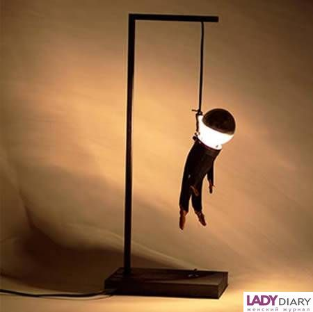 Необычные светильники своими руками фото 890