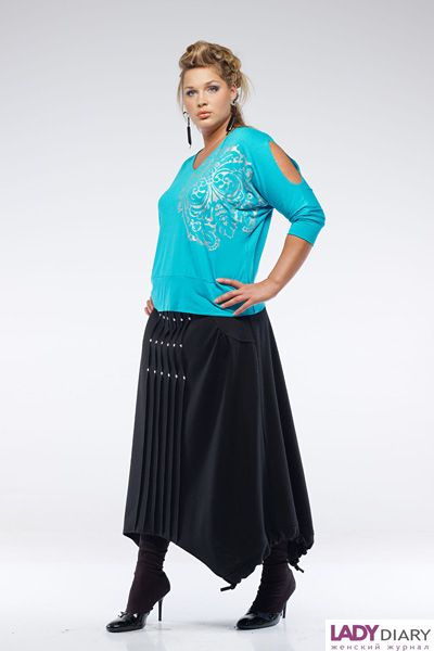 Одежда Для Полных Женщин Ева