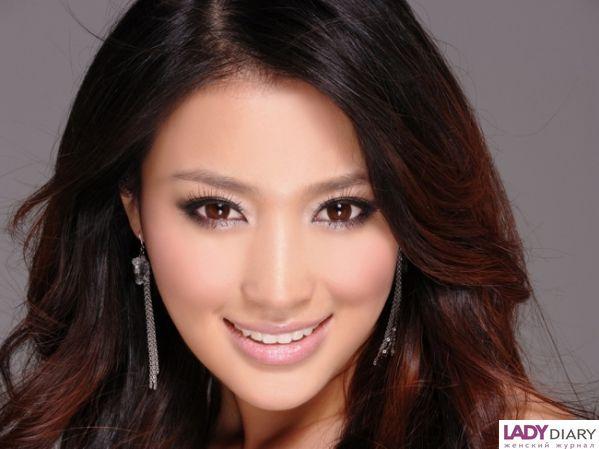 фото азиатских красавица