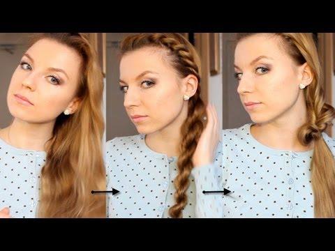 Смотреть Две простые причёски на каждый день nonstopmoda.ru smotret-dve-prostie-prichjoski-na-kazhdij-den.