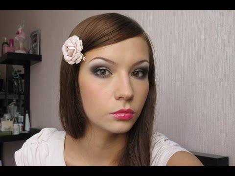 Фото макияж молодежный