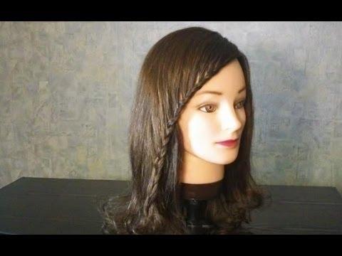 Модное колорирование волос фото на темные волосы