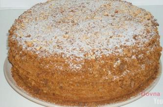Торт медовик в домашних условиях с фото пошагово простые